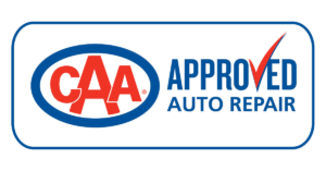 CAA Approved Auto Repair Badge