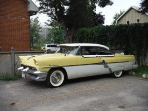 nice Old car, 50's car, vintage car